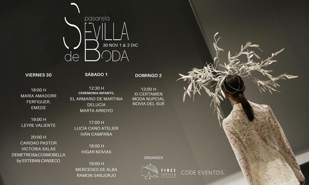 Sevilla De Boda En Fibesevilla 30 Noviembre 1 Y 2 De Diciembre